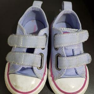 VGUC toddler Converse size 5